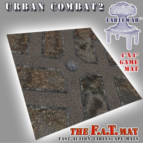 4x4 Urban Combat 2 F.A.T. Mat