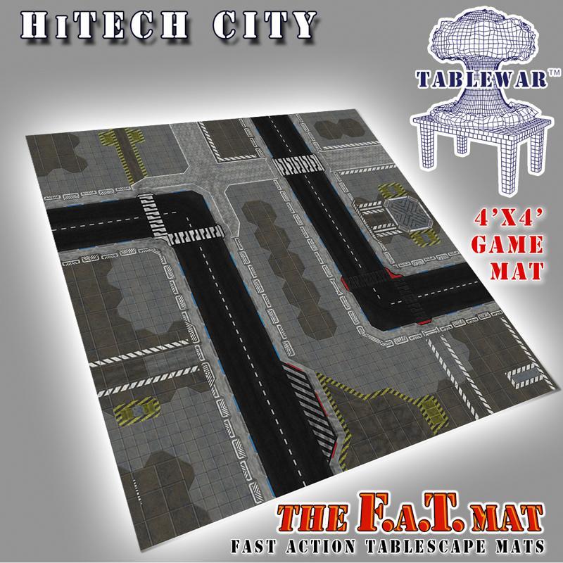4X4 Hitech City F.A.T. Mat