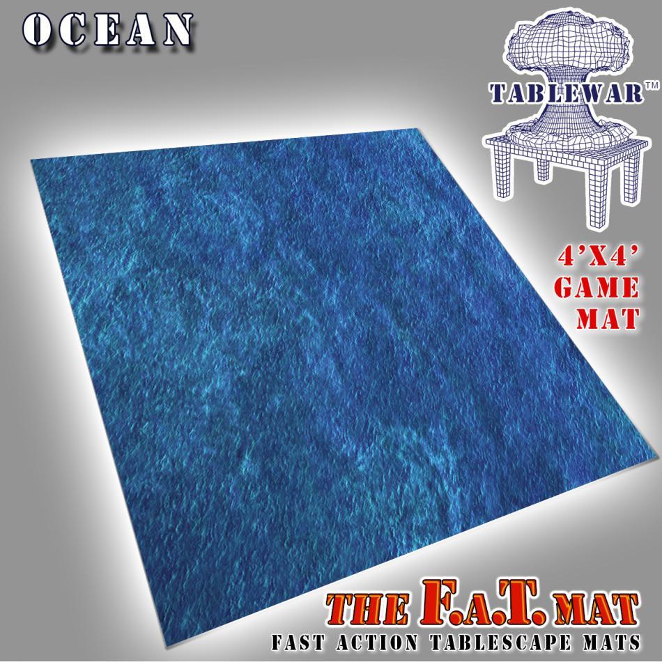 4X4 Ocean F.A.T. Mat