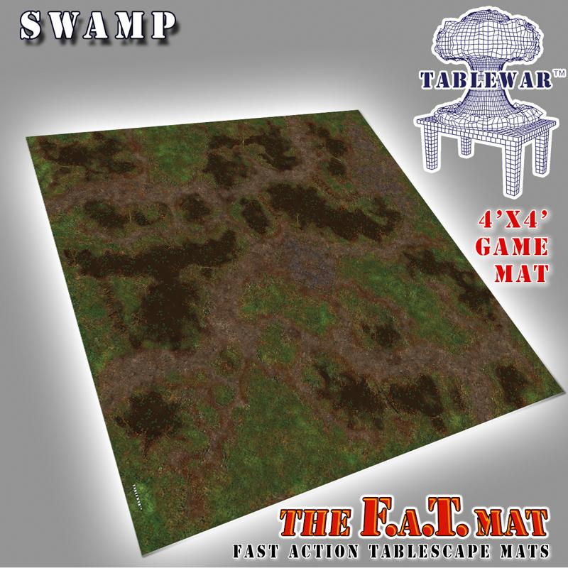4X4 Swamp F.A.T. Mat