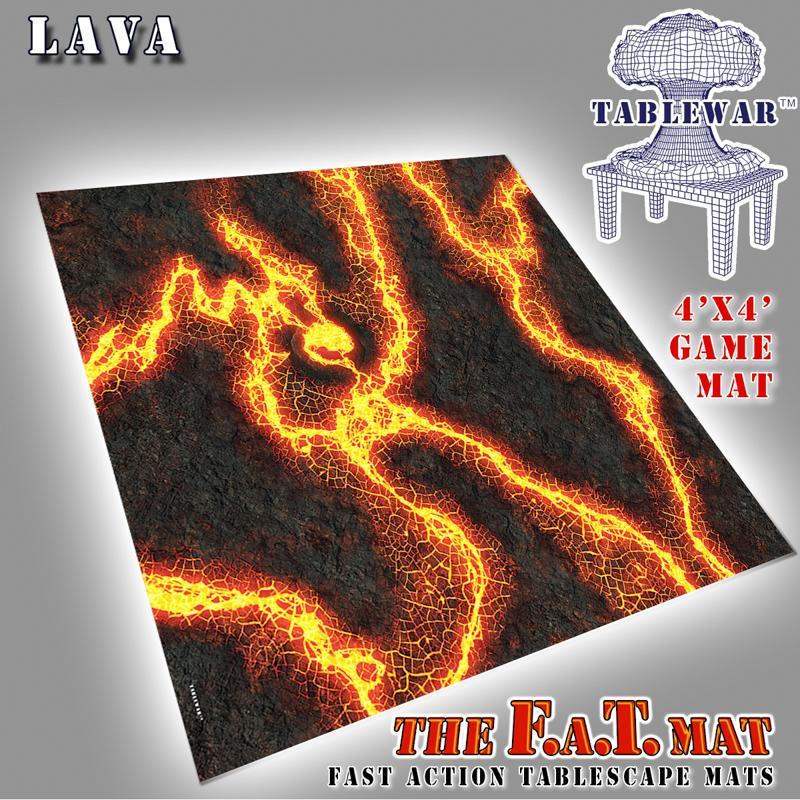 4X4 Lava F.A.T. Mat