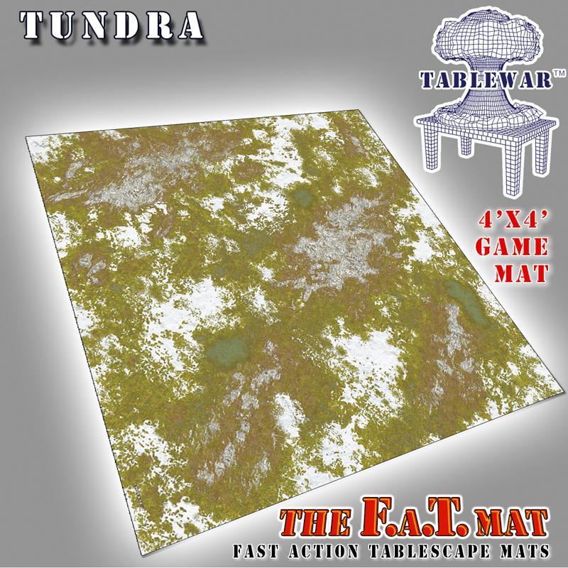 4X4 Tundra F.A.T. Mat