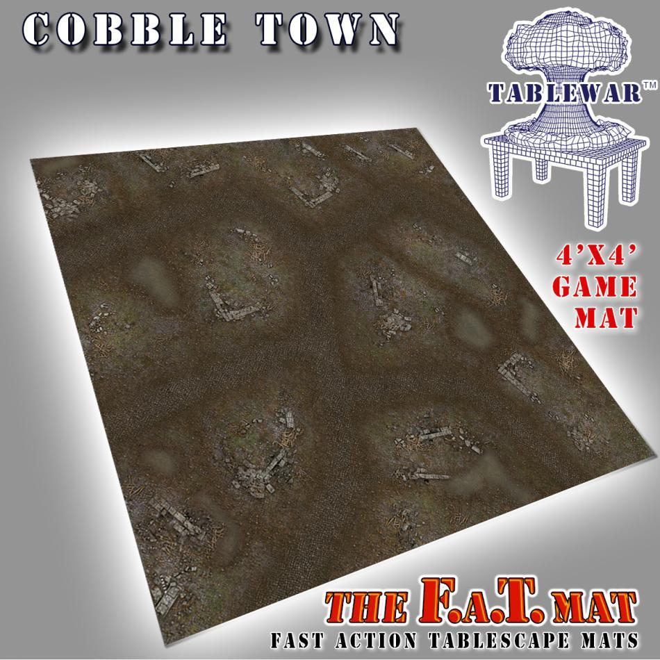4x4 CobbleTown F.A.T. Mat