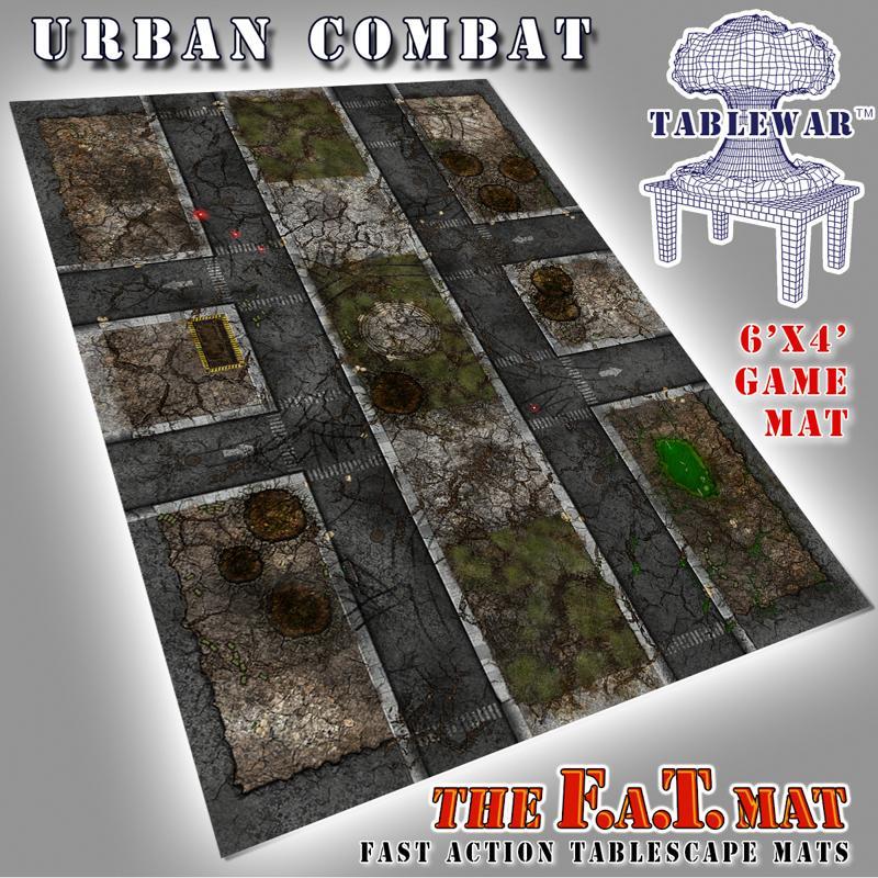 6x4 Urban Combat F.A.T. Mat