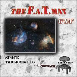 6x4 Space F.A.T. Mat