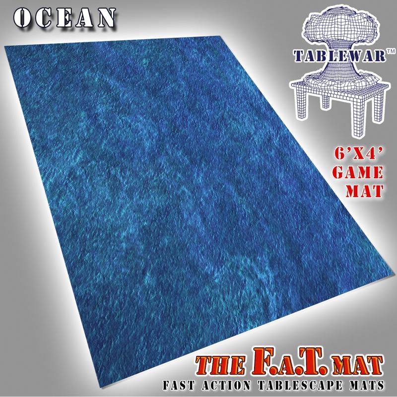 6X4 Ocean F.A.T. Mat