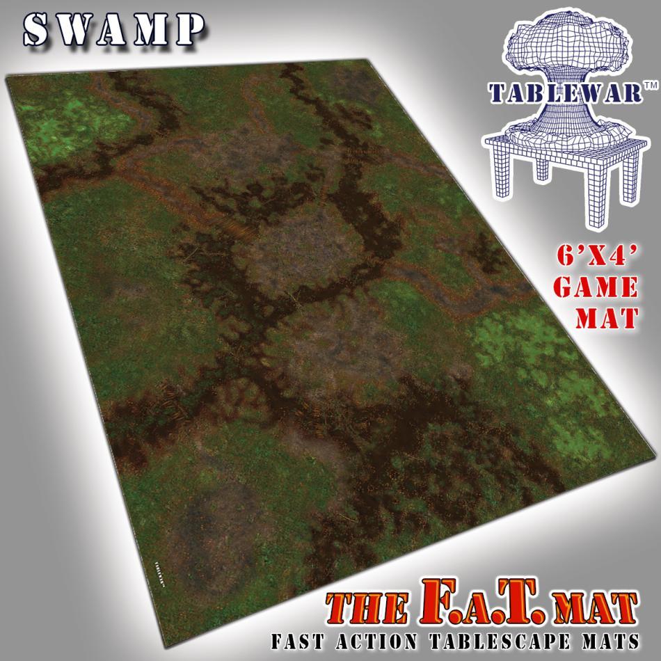 6X4 Swamp F.A.T. Mat