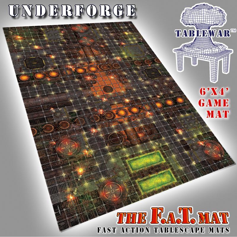 6X4 Underforge F.A.T. Mat