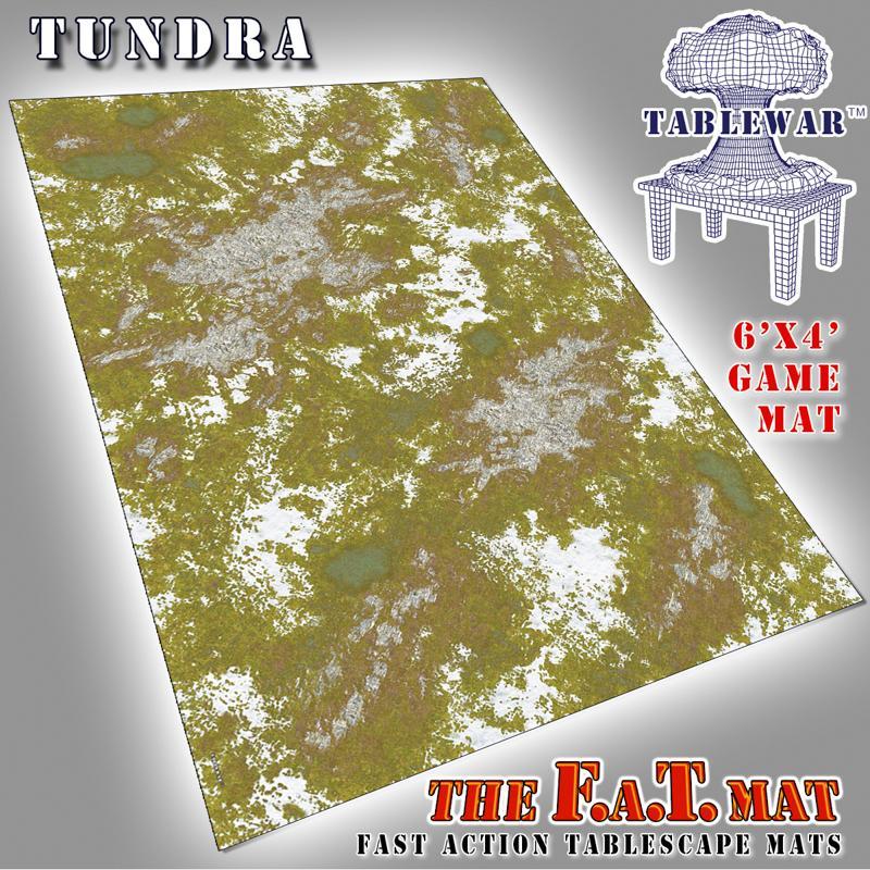 6X4 Tundra F.A.T. Mat