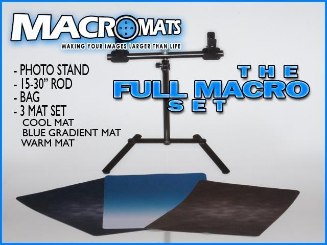 The MacroMats Full Set