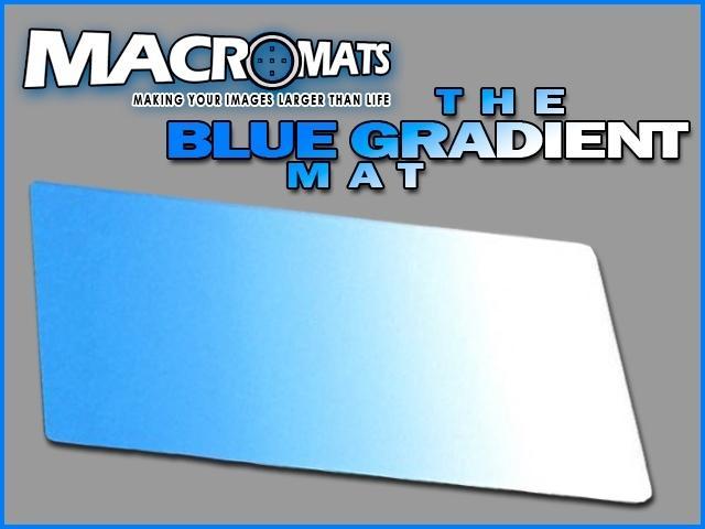 The MacroMats - Blue gradient