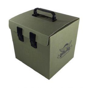 Battle Foam 'D-Box' w/ Guild Ball Load Out (Military Green)