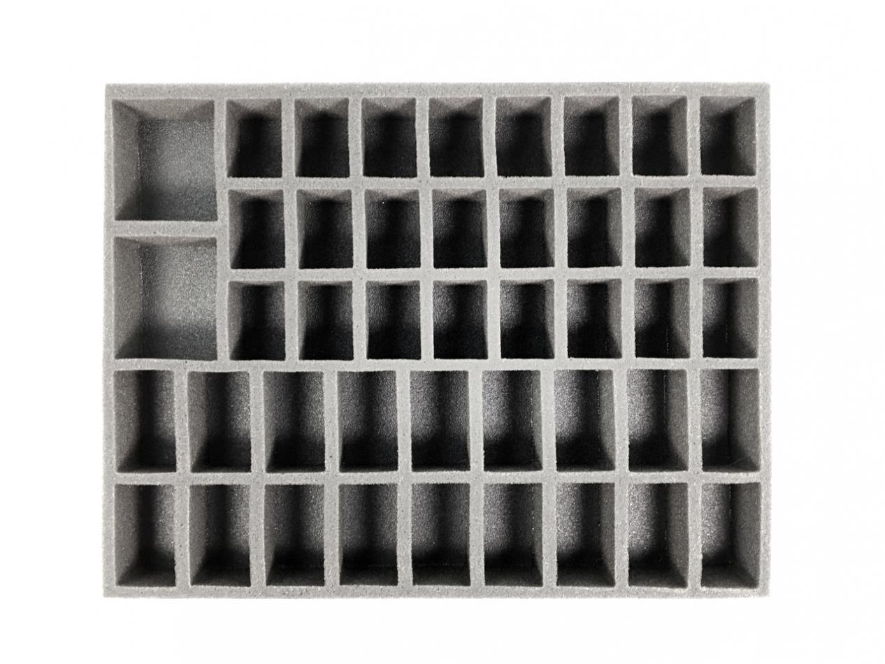 Nurgle Troop Foam Tray (BFL) 15.5W x 12L x 2H
