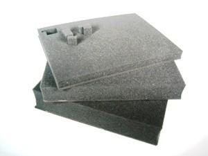 Vertical Pluck Foam Kit For The P.A.C.K. 352 (BFS) 11.75W X 7.75L