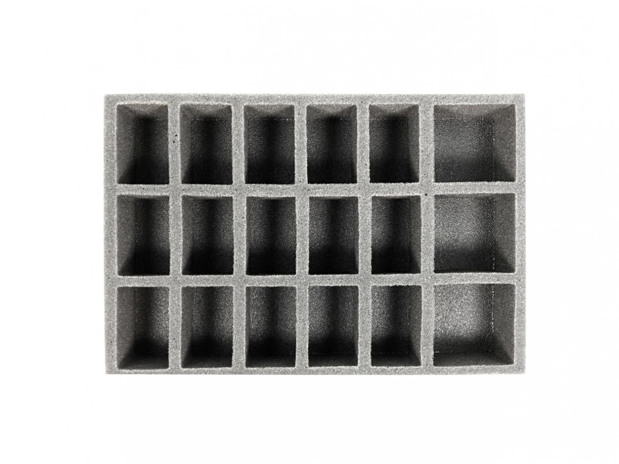 Primaris Specialty Troop Foam Tray (BFS) 11.5W x 7.75L x 1.75H