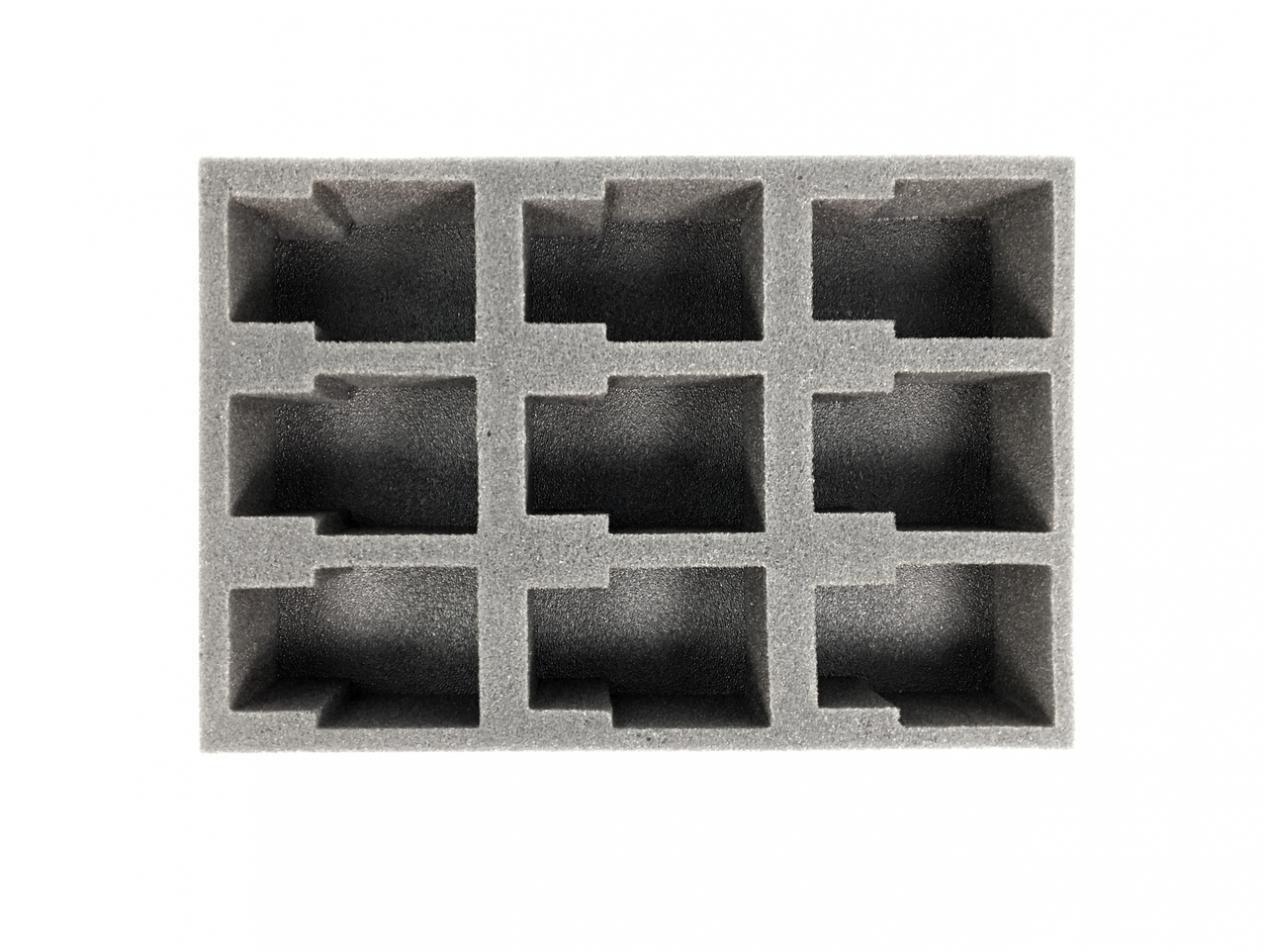 Primaris Assault Troop Foam Tray (BFS) 11.5W x 7.75L x 2.25H