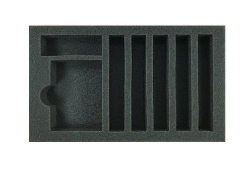 Star Wars Destiny Single Deck Foam Tray (BFB) 10.5W x 6.25L x 1H