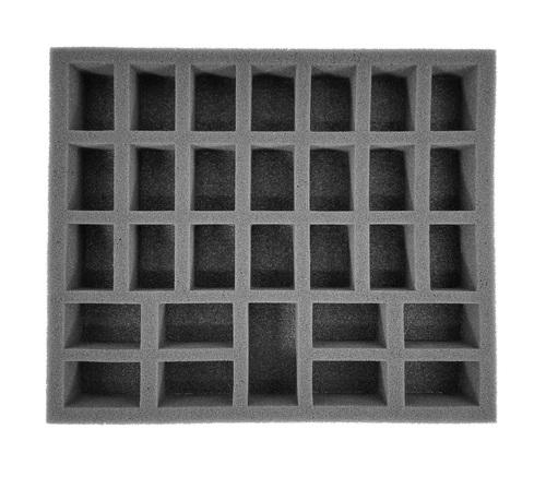 Shadespire Troop Foam Tray 1 (BFB) 12.5W x 10.5L x 1.5H