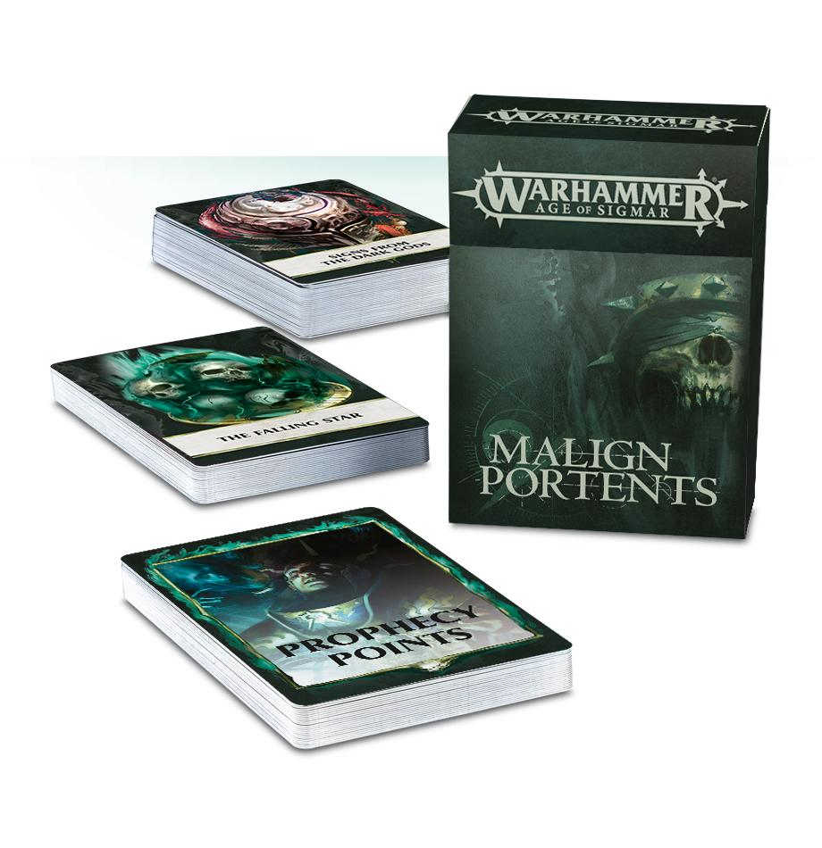 Malign Portents Cards (English)