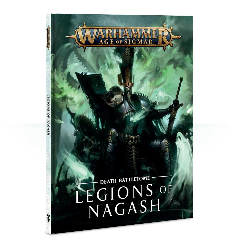 Battletome: Legions Of Nagash (Hardback) (English)
