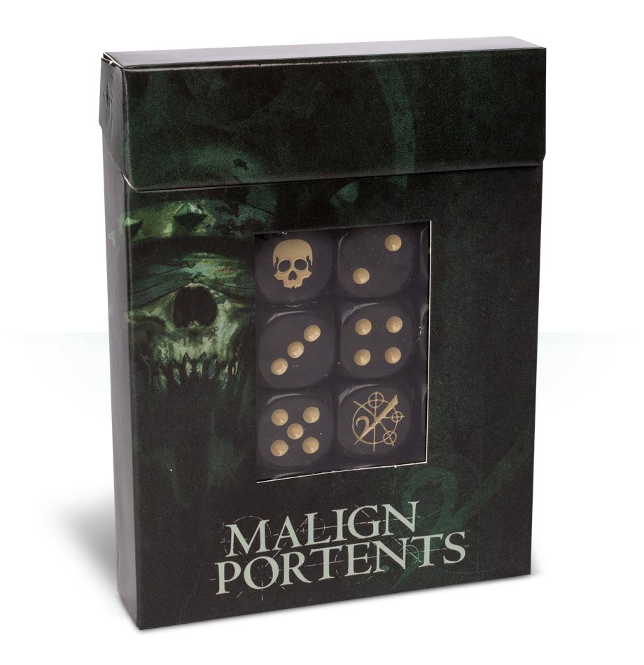 Age Of Sigmar: Malign Portents Dice