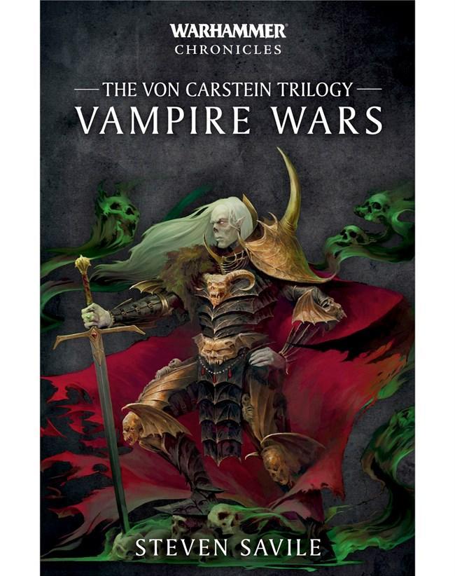Vampire Wars:the Von Carstein Trilogy (Paperback)