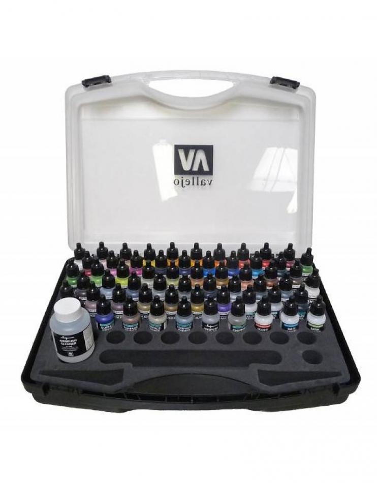 AV Vallejo Game Air Box Set (47 colours)