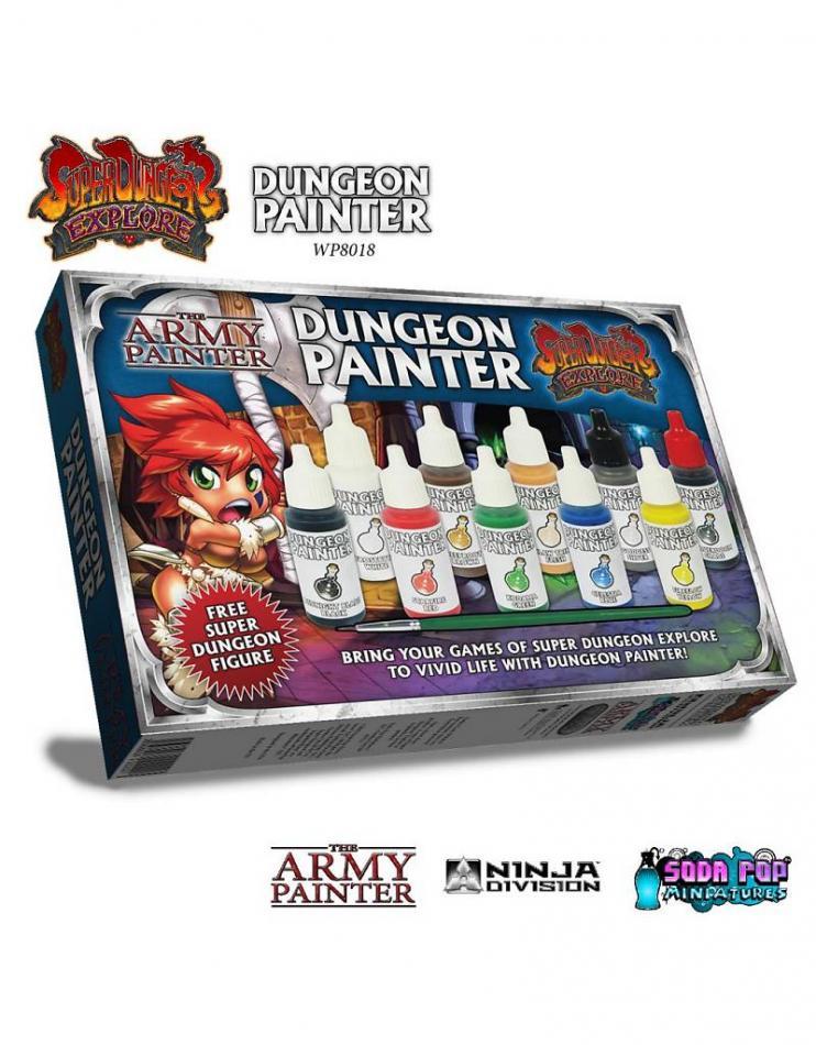 Super Dungeon Explore: Dungeon Painter Set