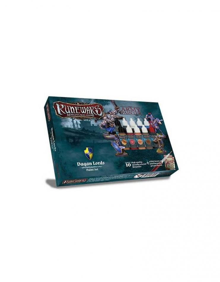 Runewars: Daqan Lords of Paint Set