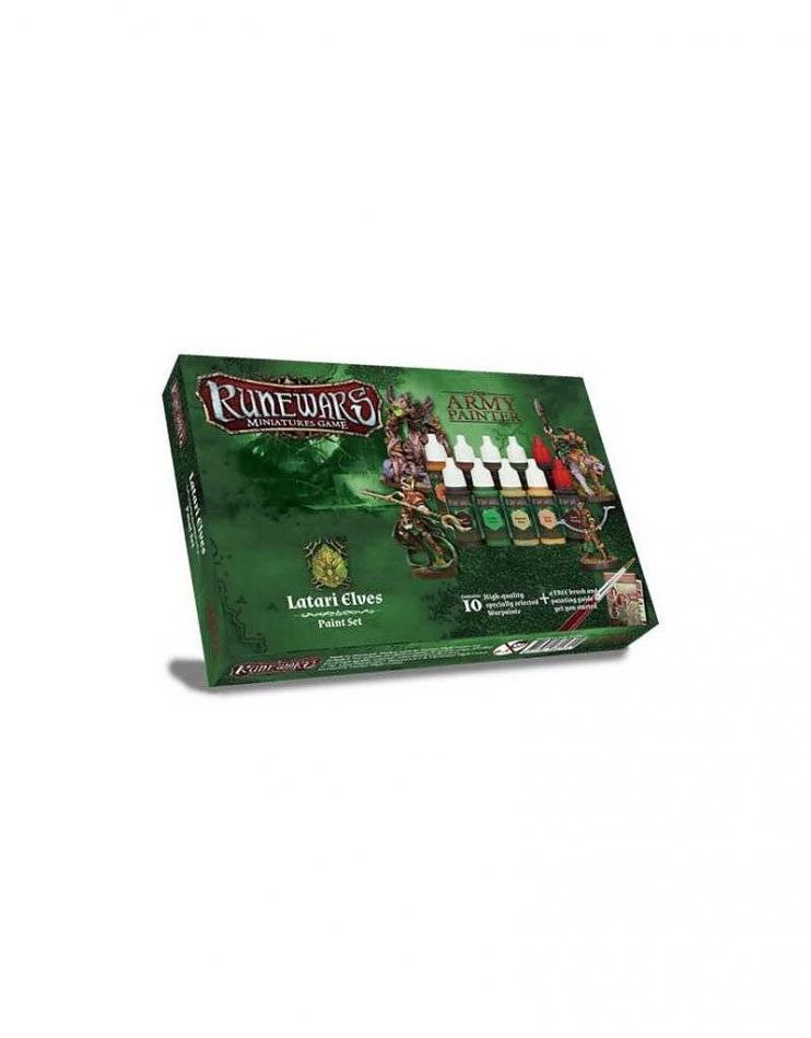 Runewars: Latari Elves Paint Set