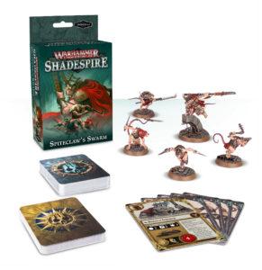 Warhammer Underworlds: Shadespire Spiteclaw's Swarm