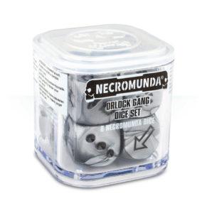 Necromunda Orlock Gang Dice Set