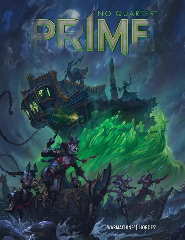 No Quarter Prime #4 Magazine