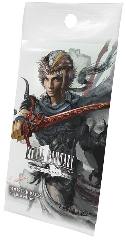 Final Fantasy TCG: Opus 6 Single Booster