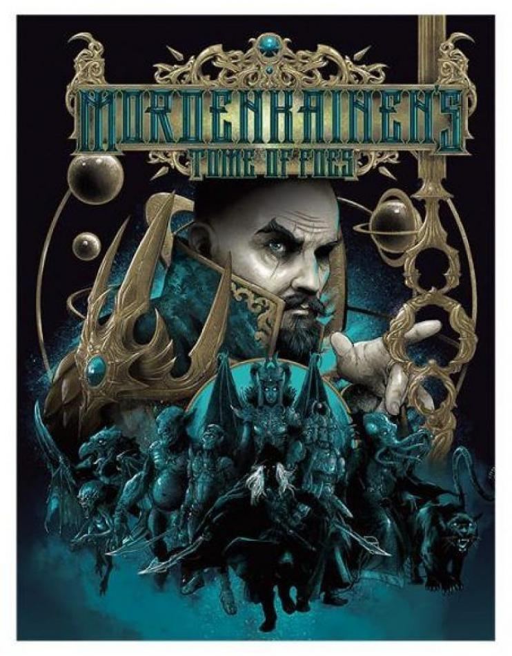 Mordenkainen's Tome of Foes: Dungeons & Dragons (Limited edition)