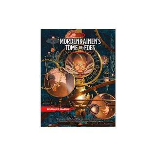 Mordenkainen's Tome of Foes: Dungeons & Dragons (DDN)