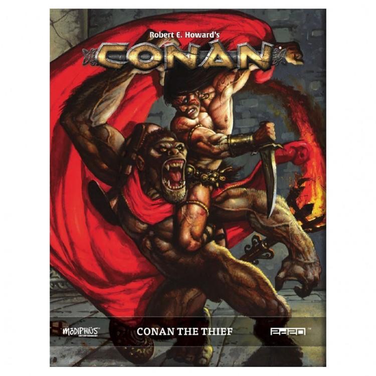 Conan The Thief: Conan RPG Supp. Softback