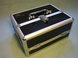 Small Aluminium Case - Half Width (Black)