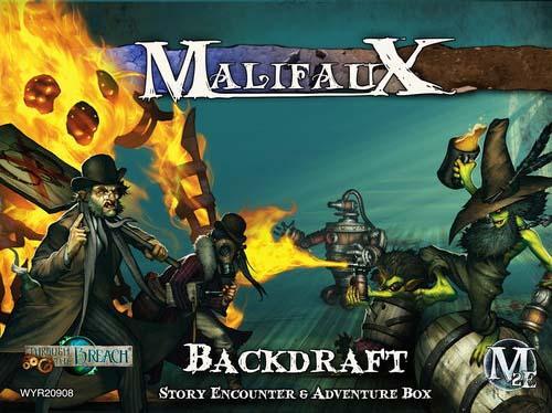 Backdraft Encounter Box