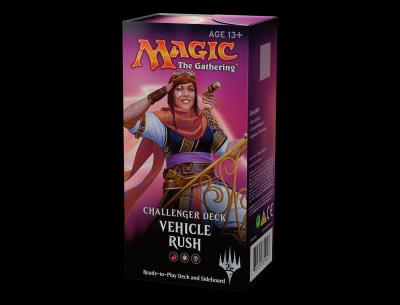 MTG Challenger Deck - Vehicle Rush