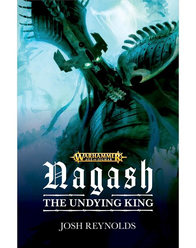Nagash: Undying King (Hardback)