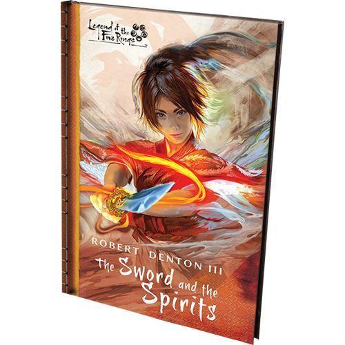 The Sword and the Spirits Novella: Legend of the Five Rings (L5R)