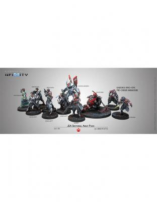 JSA Sectorial Army Pack (Starter Army Box Set)