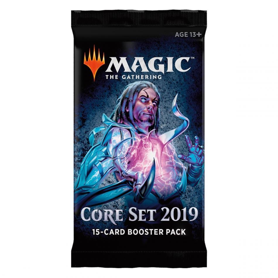 Core 2019 Single Booster