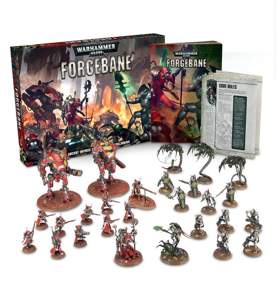 Warhammer 40,000: Forgebane (English)