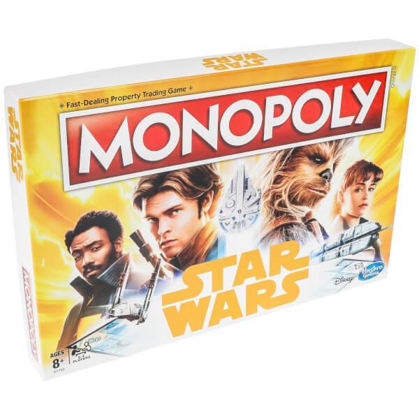 Han Solo Monopoly