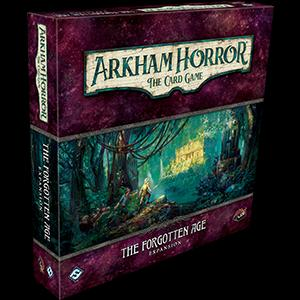 The Forgotten Age Deluxe: Arkham Horror LCG Exp.