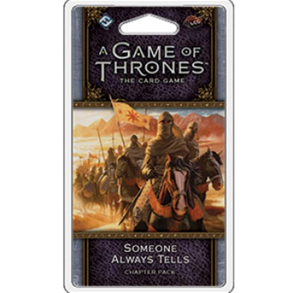Someone Always Tells Chapter Pack: AGOT LCG 2nd Ed