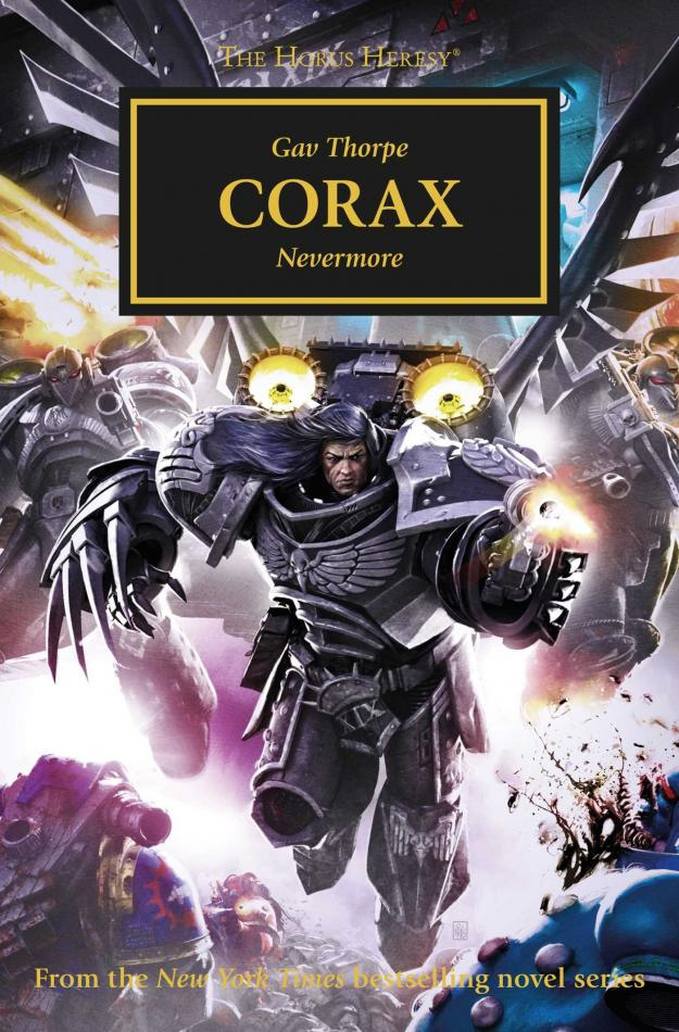 Horus Heresy: Corax Paper Back