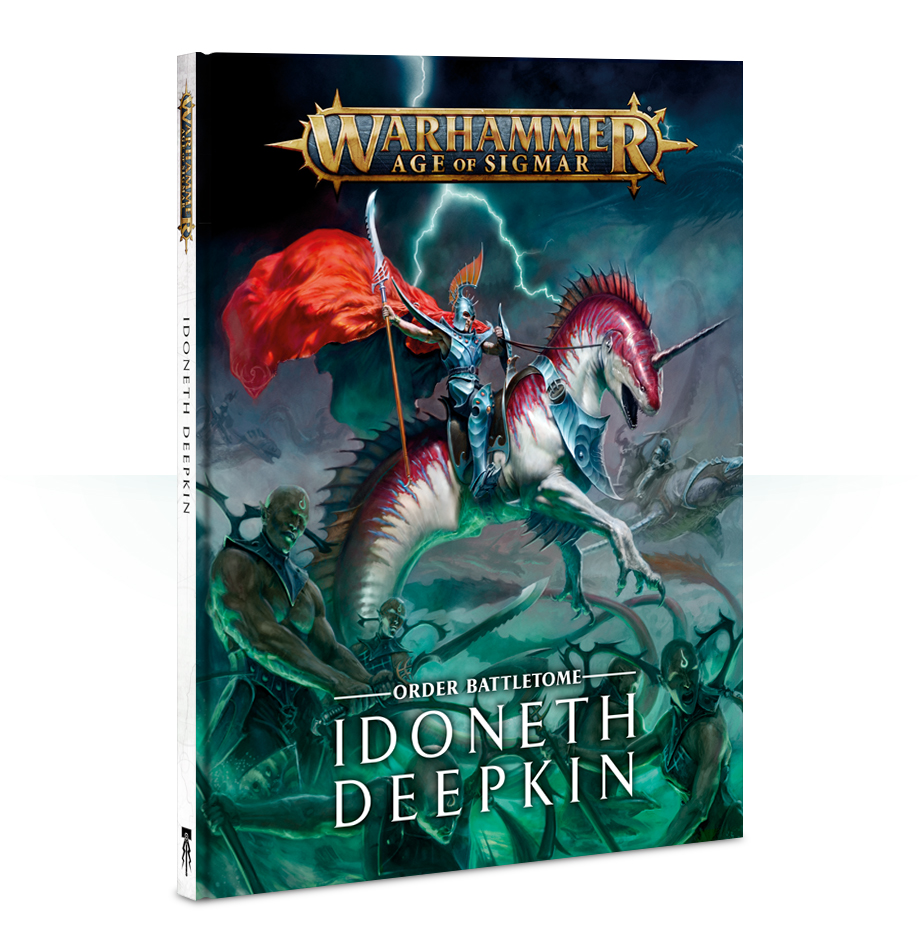 Battletome: Idoneth Deepkin (Hardback) (English)